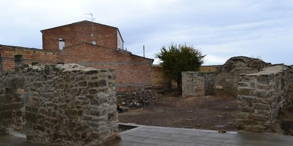 Actuacions de millora i recuperació a l'Església de Sant Simeó