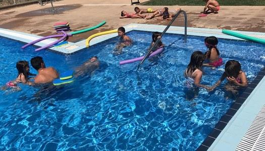L'Ajuntament de Massoteres rep una subvenció de la Diputació de Lleida per la contractació de socorristes de la piscina municipal