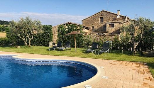 """Casa Rural """"Les Pletes"""""""